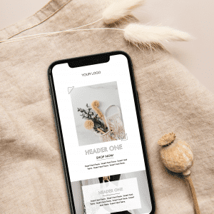 Thrive Email Template